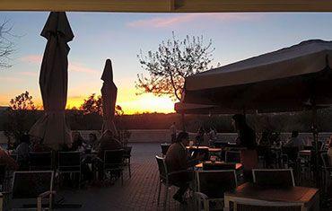 Restaurante El Mirador del Rio Balcón de Córdoba - Terraza