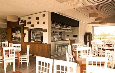 Restaurante El Mirador del Rio Balcón de Córdoba - Interior