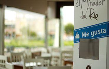 Restaurante El Mirador del Rio Balcón de Córdoba - Me gusta