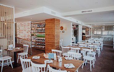 Restaurante El Mirador del Rio Carlos III - Gastrobar