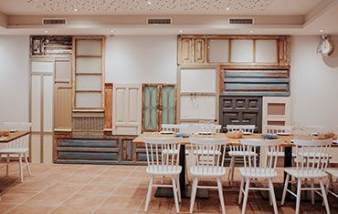 Restaurante El Mirador del Rio Carlos III -Restaurante El Mirador del Rio Carlos III - Salones