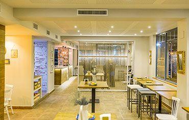 Restaurante El Mirador del Rio Carlos III -Restaurante El Mirador del Rio Carlos III - Ambiente Acogedor