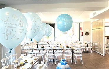 Restaurante El Mirador del Rio Carlos III -Restaurante El Mirador del Rio Carlos III - Fiesta Infantil
