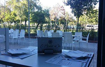 Restaurante El Mirador del Rio Noreña - Carta