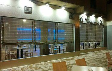 Restaurante El Mirador del Rio Noreña - Terraza