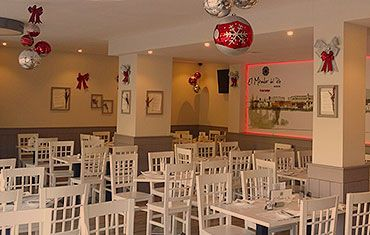 Restaurante El Mirador del Rio Noreña - Salón