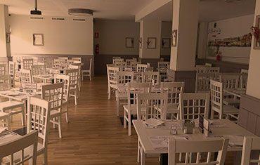 Restaurante El Mirador del Rio Noreña - Interior