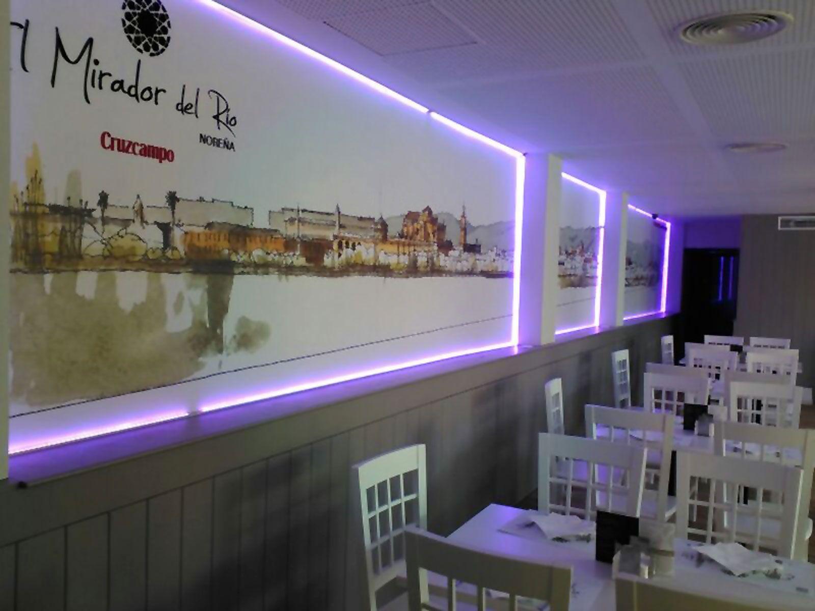 Restaurante el Mirador del Río - Noreña